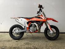 Acheter une moto Occasions KTM 50 SX Mini 2018 (motocross)