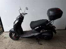 Buy motorbike Pre-owned SYM Mio 100 (scooter)