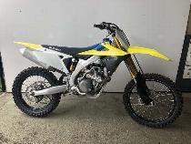 Motorrad kaufen Occasion SUZUKI RM-Z 450 L8 (motocross)