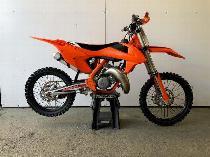 Motorrad kaufen Occasion KTM 125 SX (motocross)