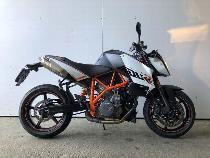 Acheter une moto Occasions KTM 990 Super Duke R (naked)