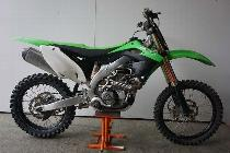 Acheter une moto Occasions KAWASAKI KXF 450 2012 (motocross)