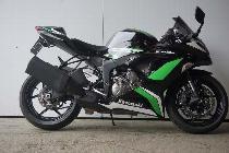 Motorrad kaufen Occasion KAWASAKI ZX-6R Ninja ABS 35kW (sport)