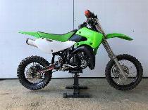 Acheter une moto Occasions KAWASAKI KX 65 2012 (motocross)