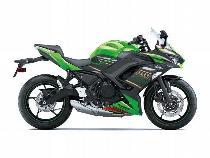 Motorrad kaufen Neufahrzeug KAWASAKI Ninja 650 SE ABS (sport)