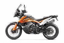 Acheter moto KTM 790 Adventure ABS Enduro