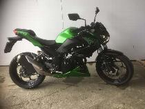 Acheter une moto Occasions KAWASAKI Z 300 ABS 25kW (naked)