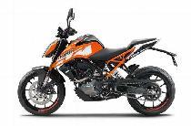 Acheter une moto neuve KTM 125 Duke ABS Spezial (naked)