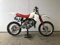 Motorrad kaufen Occasion YAMAHA YZ 125 1988 (motocross)