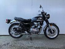 Motorrad kaufen Vorführmodell KAWASAKI W 800 (naked)