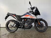 Motorrad kaufen Vorführmodell KTM 390 Adventure (enduro)