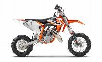 Motorrad kaufen Neufahrzeug KTM 50 SX 2021 (motocross)