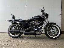 Motorrad kaufen Occasion HARLEY-DAVIDSON XL 1200 CB Sportster Custom (custom)
