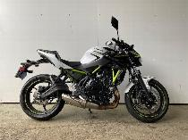 Motorrad kaufen Occasion KAWASAKI Z650 SE ABS (naked)