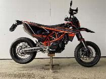 Motorrad kaufen Neufahrzeug KTM 690 SMC R Supermoto ABS 25kW (enduro)