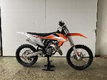 Motorrad kaufen Occasion MZ 125 R (motocross)