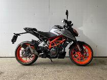 Motorrad kaufen Occasion KTM 125 Duke ABS (naked)