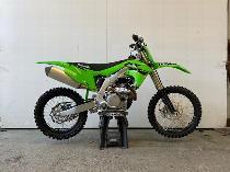 Motorrad kaufen Occasion KAWASAKI KX 450 2022 (motocross)