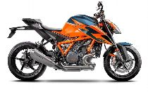 Motorrad Mieten & Roller Mieten KTM 1290 Super Duke R ABS (Naked)