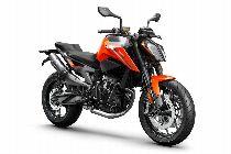 Motorrad Mieten & Roller Mieten KTM 790 Duke L (Naked)