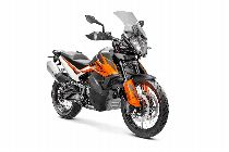 Motorrad Mieten & Roller Mieten KTM 790 Adventure (Enduro)