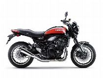 Louer moto KAWASAKI Z 900 RS (Retro)