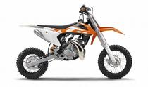 Louer moto KTM 50 SX Cross (Motocross)