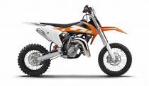 Motorrad Mieten & Roller Mieten KTM 65 SX Cross (Motocross)