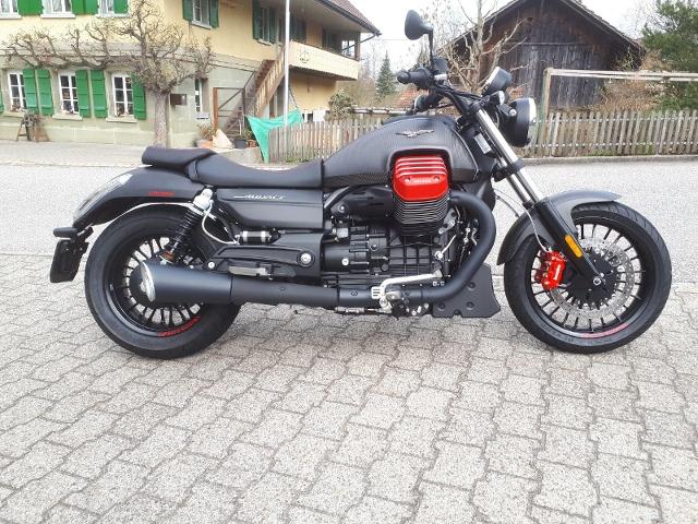 Motorrad kaufen MOTO GUZZI Audace 1400 Carbon Neufahrzeug