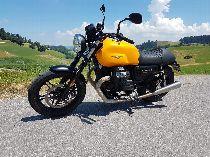 Motorrad Mieten & Roller Mieten MOTO GUZZI V7 Stone ABS (Retro)