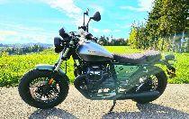 Motorrad Mieten & Roller Mieten MOTO GUZZI V9 Bobber (Retro)