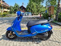 Motorrad Mieten & Roller Mieten SYM Fiddle 125 IV (Roller)