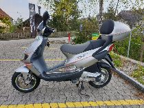 Motorrad kaufen Occasion PIAGGIO Skipper (SKR) 125 (roller)