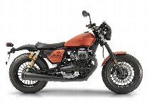 Motorrad Mieten & Roller Mieten MOTO GUZZI V9 Bobber Sport (Retro)