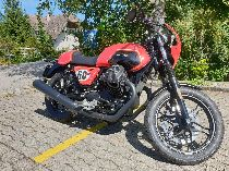 Töff kaufen MOTO GUZZI V7 III Stone Kit Black & Red Swiss Limited Edition Retro