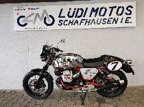 Motorrad kaufen Occasion MOTO GUZZI V7 750 Racer (retro)