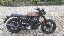 Motorrad Mieten & Roller Mieten MOTO GUZZI V7 III Stone (Retro)