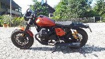 Aquista moto Modello da dimostrazione MOTO GUZZI V9 Bobber Sport (retro)