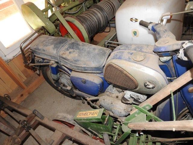 Motorrad kaufen HONDA C92 Benly Oldtimer