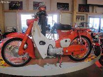 Motorrad kaufen Oldtimer HONDA C102