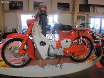 Motorrad kaufen Oldtimer HONDA C102 (touring)