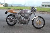 Motorrad kaufen Oldtimer HONDA CB 750 Café Racer K1 (touring)