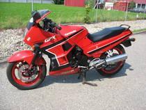 Motorrad kaufen Occasion KAWASAKI GPX 750 Touring (sport)