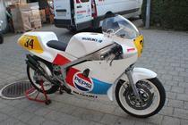 Motorrad kaufen Oldtimer SUZUKI RGB 500 Racing