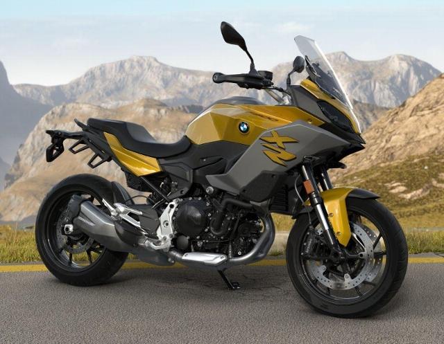 Motorrad kaufen BMW F 900 XR Neufahrzeug