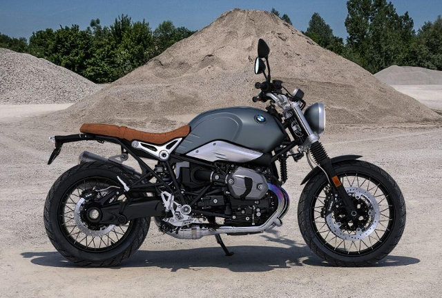 Motorrad kaufen BMW R nine T Scrambler ABS Neufahrzeug