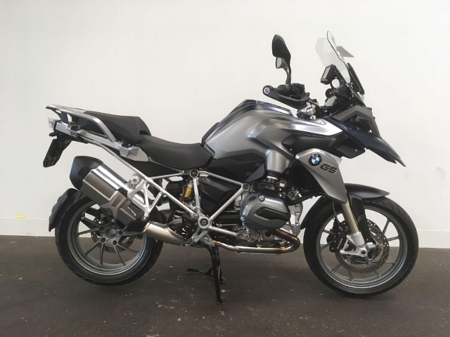 Acheter une moto BMW R 1200 GS ABS 2016 Occasions