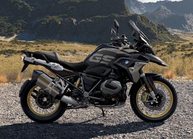 Motorrad kaufen BMW R 1250 GS Style Exclusive Neufahrzeug