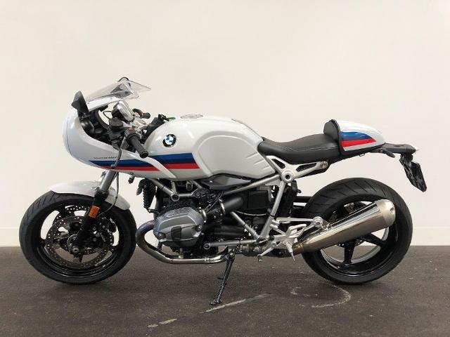Motorrad kaufen BMW R nine T Racer ABS Vorführmodell