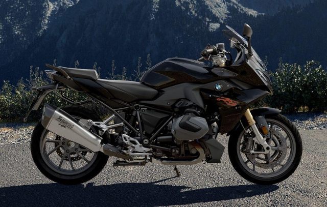 Acheter une moto BMW R 1250 RS neuve
